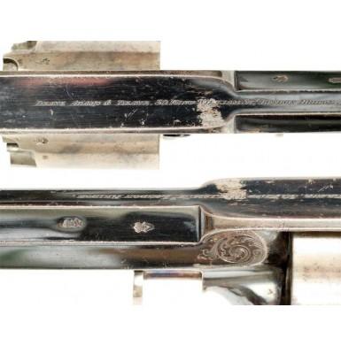 Adams M-1851 Dragoon 50 Caliber Revolver