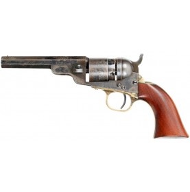 Colt Pocket Navy Cartridge Revolver - Very Fine & Inscribed