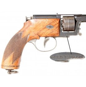 Dreyse / Kufahl Needle Fire Revolver