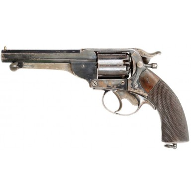 Cased Kerr Revolver - About Excellent