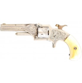 Marlin XXX Standard 1872 Pocket Revolver - Excellent