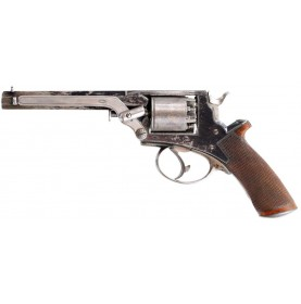 4th Model Tranter Revolver - Likely CS Used