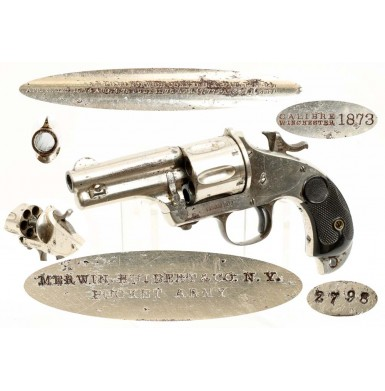 Merlin, Hulbert & Company 2nd Model Pocket Army