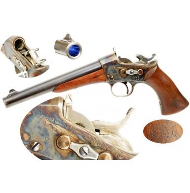 Remington Model 1871 Rolling Block Army Pistol