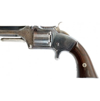 Early 2 Pin Smith & Wesson #2 Old Model Army