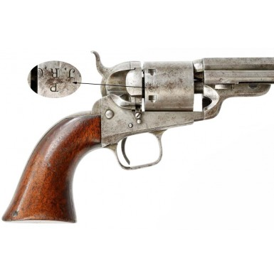 Colt M-1851 Navy-Navy Conversion