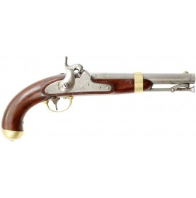 Fine US M-1842 Pistol by Aston