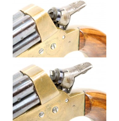 Tipping & Lawden Sharps 2A Pepperbox