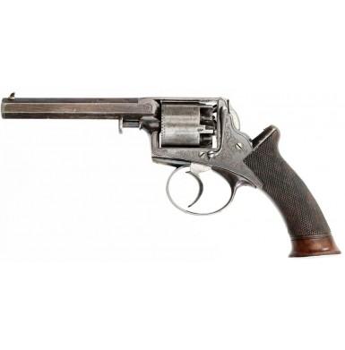 Cased Adams Pocket Revolver - Louisville Retailer Marked