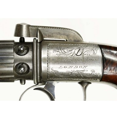 English Pepperbox - Wilkinson Marked