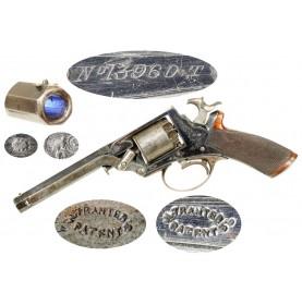 4th Model Tranter Revolver - Fine