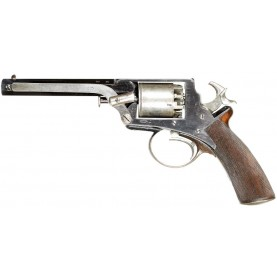 4th Model Tranter 54-Bore Revolver - Fully Cased