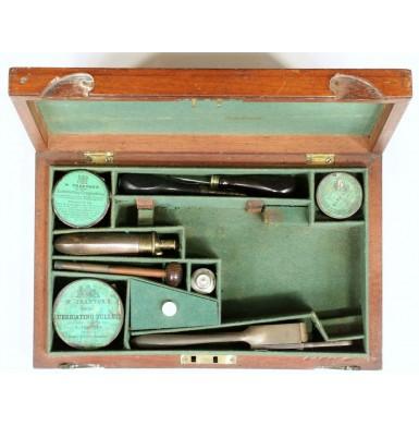 4th Model Tranter Pocket Revolver - Fully Cased