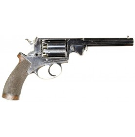 Calisher & Terry Manufactured Adams Revolver - Very Rare