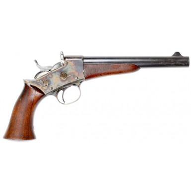 Remington M1871 Army Rolling Block Pistol