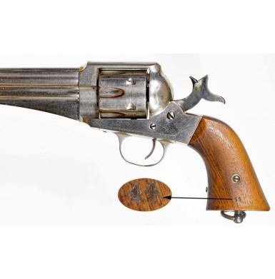 Remington M1875 Single Action Frontier  Revolver