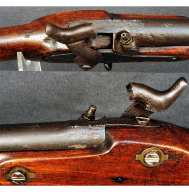 Confederate JS-Anchor Marked Enfield