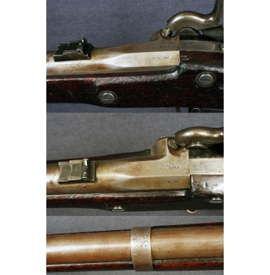 Harper's Ferry M-1855 Iron Mounted Rifle