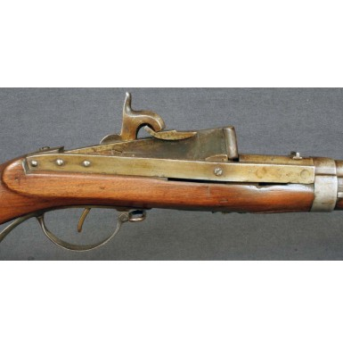 Confederate Altered Hall Rifle attributed to South Carolina
