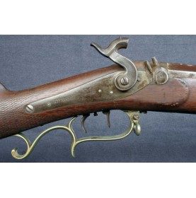 Identified Turner Rifle by Wurfflein