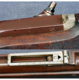 Outstanding Thouvenin Saxon Rifle from the William B Edwards Collection