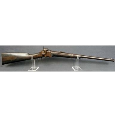 ID'd Sharps New Model 1863 Carbine - Samuel Crompton -9th IL Cavalry