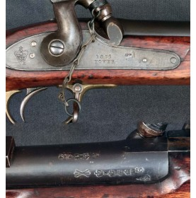 British Military P-1853 Type II Rifle Musket - Near Excellent