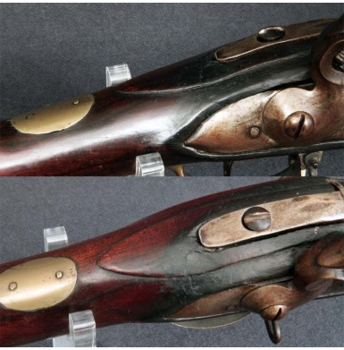American Revolutionary War Dutch Musket