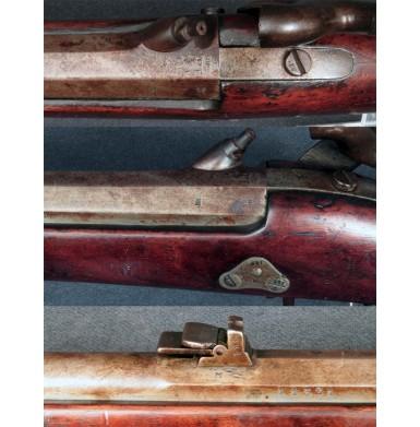 Outstanding M-1851 Saxon Rifle