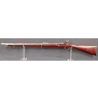 Confederate JS/Anchor, Numbered Enfield Naval Rifle with CS Arsenal Alterations