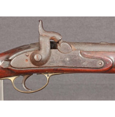 Confederate Used British P-1839 Musket