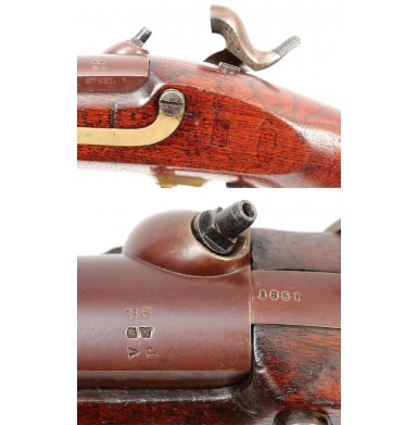 Whitney US M-1841 Mississippi Rifle - About Excellent