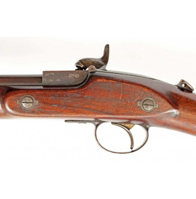 Exceptional Westley Richards Monkey Tail Military Match Rifle