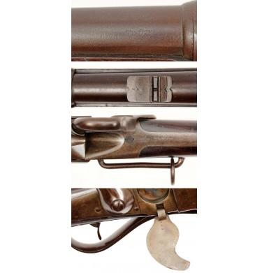 British Military Sharps M-1855 Carbine - Very Scarce