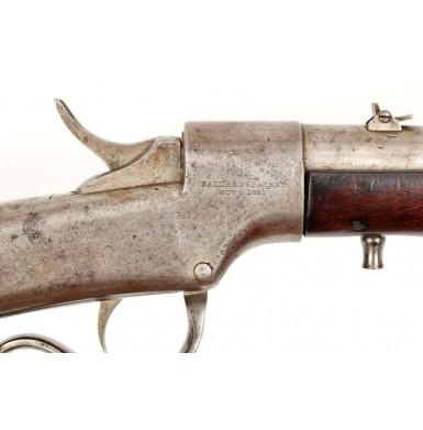 Ballard 56-56 US Military Carbine - VERY SCARCE