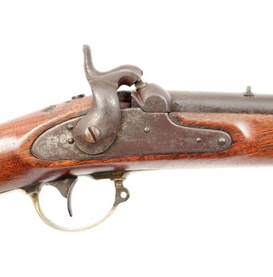 Confederate Altered Mississippi Rifle & Saber Bayonet