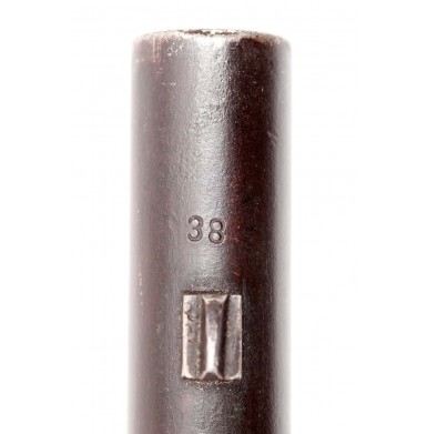 Barnett Contract P-1853 with Enigmatic K Mark