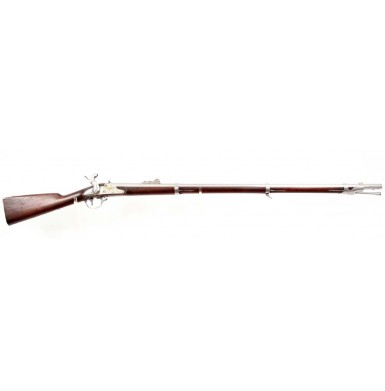 Excellent US M-1835/40 Rifled & Sighted Musket