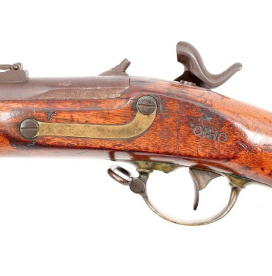 Harpers Ferry Type III Mississippi Rifle Alteration