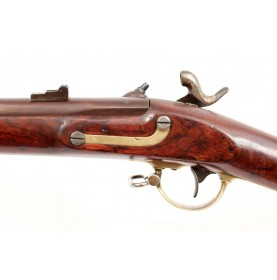 46th MASS Marked M-1841 Mississippi Rifle