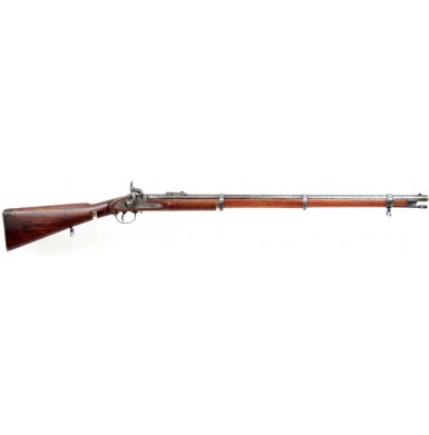 British Military P-1863 Whitworth Rifle