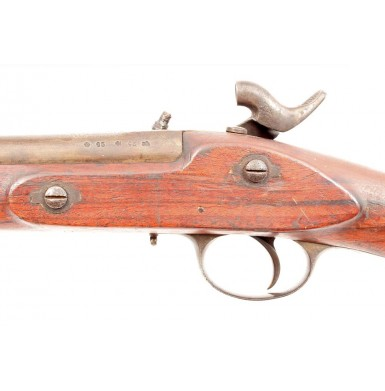 Confederate Numbered Bar On Band Enfield Rifle