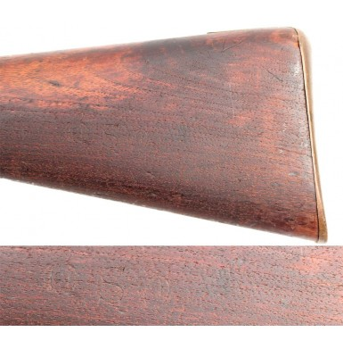 Confederate Numbered P-1853 Enfield ID'd to the 13th Alabama Infantry