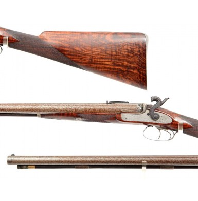 Auguste Francotte Double Rifle-Shotgun Cased Set