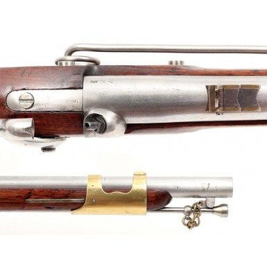 Extremely Rare Rifled & Sighted US M-1847 Cavalry Carbine