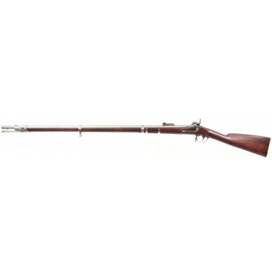 Fine US M-1851 Rifled & Sighted Cadet Musket