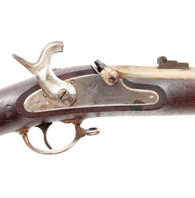 1862 Dated M-1861 Springfield Rifle Musket