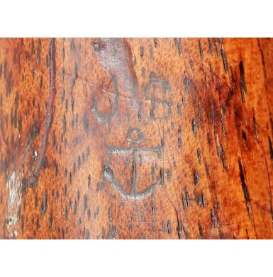 Confederate JS/Anchor & Numbered P-1853 with NJ Ownership Surcharge!