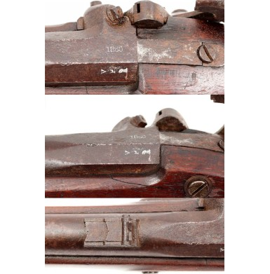 1st Manassas Unit ID'd US M-1855 Rifle Musket