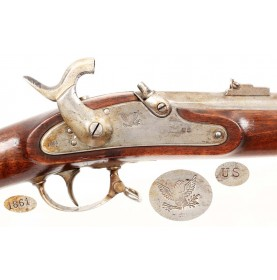 Extremely Rare SUHL M-1861 Springfield